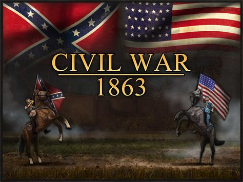 civil war civil war 1863 new ios strategy from hunted cow