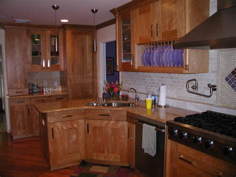 red birch kitchen cabinets red birch traditional kitchen other metro by david