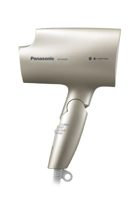 Nanocare Hair Dryer Panasonic panasonic nano care hair dryer eh na26 n pale pink nanoe