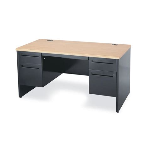 Virco Desk by Virco Pedestal S Desk 533060 On Sale Now