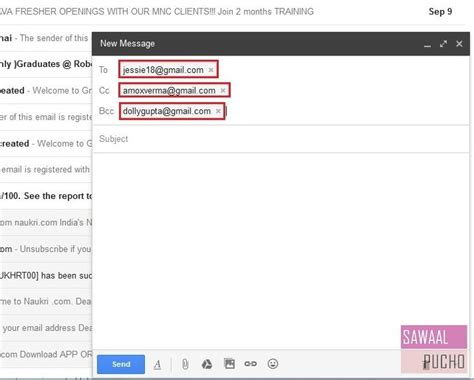 How To Attach A Window Box - how to compose a mail in gmail 8 steps with images quehow