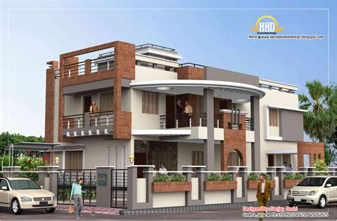 Duplex House Plans With Elevation Duplex House Plan And Elevation Stylendesigns Exterior Designs