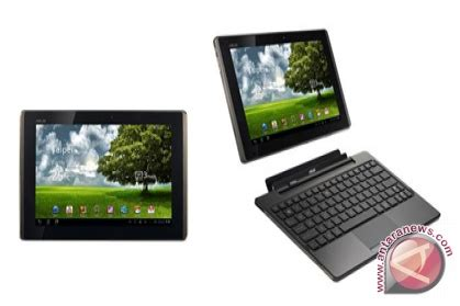 Baterai Tablet Asus eee pad transformer tablet baru asus antara news