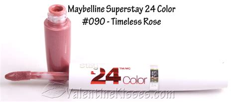 Lipstick Maybelline 24 Hour Superstay kisses maybelline superstay 24 hour lipcolor swatches review
