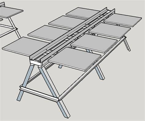 Blueprints Maker line table press for screen printing jj silk screen