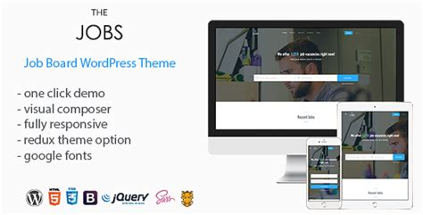 themeforest jobcareer thejobs job board wordpress theme nulled download