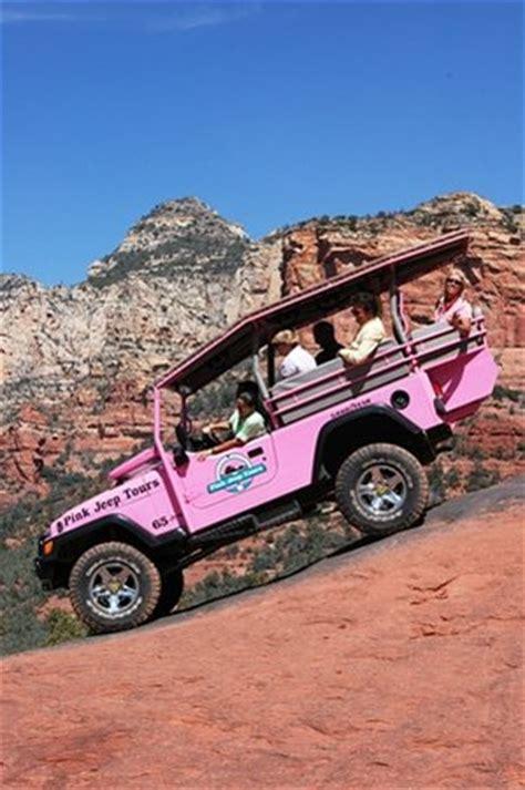 Sedona Az Pink Jeep Tours Pink Jeep Tours Sedona Sedona Reviews Of Pink Jeep