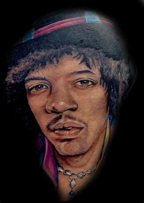tattoo parlour dundrum tattoo of jimi hendrix completed in 2011 by gigi mcqueen
