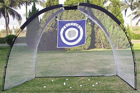 golf swing practice longridge golf swing practice golf cage net review
