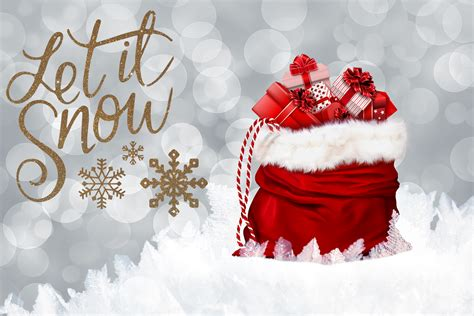 images snow gift red christmas ornament