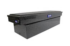 new zee blue label single lid crossover tool box truck