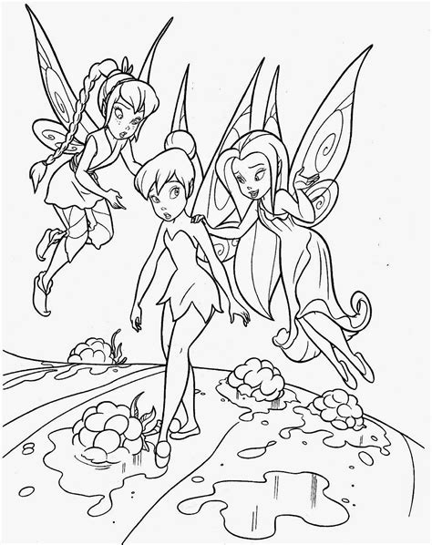 tinker bell coloring pages coloring pages tinkerbell coloring pages and clip