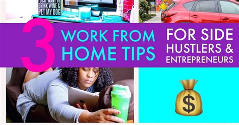 the mane objective 3 work from home tips for side