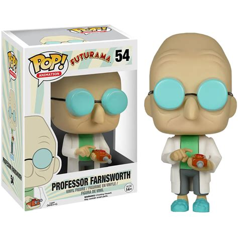 funko futurama professor farnsworth pop vinyl figure at hobby warehouse