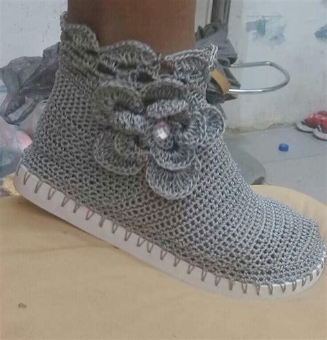 crochet gorros tejidos de gancho para nina sandalias tejidas a crochet botas zapatos y gorros tejidos para damas y ni 241 as bs
