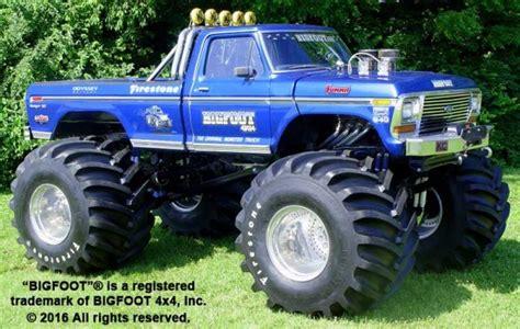 1979 bigfoot monster greenlight signs monster new licensing agreement
