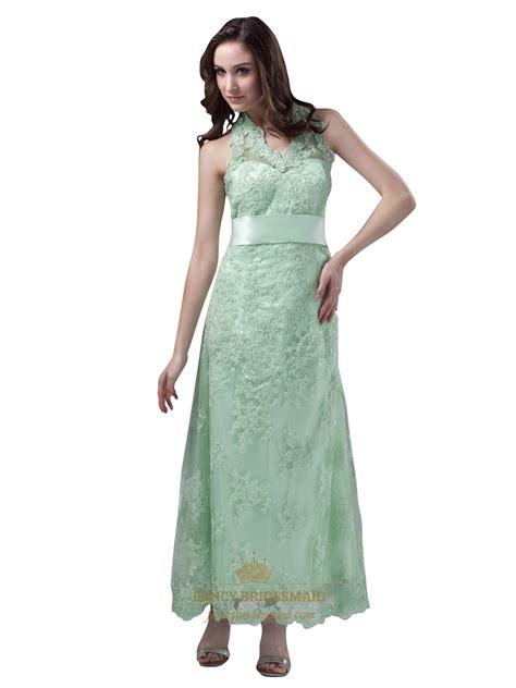P156 L Dress Lace Green mint green lace bridesmaid dresses www imgkid the