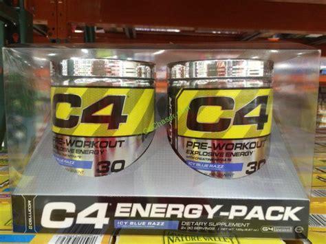 creatine costco cellucor c4 pre workout blue razz 2 30 servings costcochaser