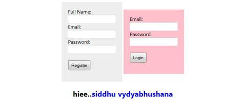tutorial php login mysql php mysql login and registration using functions javatyro