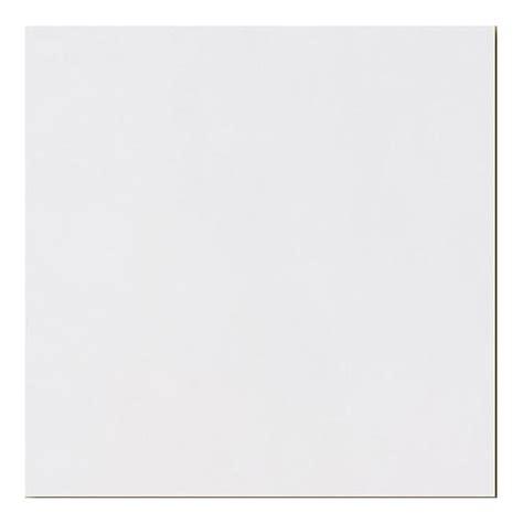 Supreme White 80cm x 80cm Polished Porcelain Wall & Floor Tile