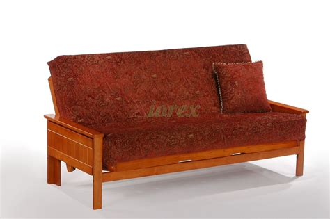 teak futon night and day seattle futon convertible xiorex