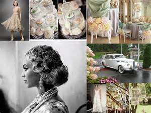 wedding theme a great gatsby wedding theme fantastical wedding stylings