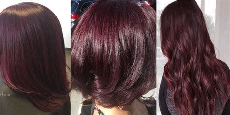 burgundy hair color is burgundy hair color right for you matrix