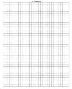 One Inch Graph Paper Template by Kihei Charter Elementary Math