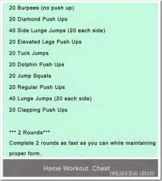 chest workouts at home balancing bites home workout chest