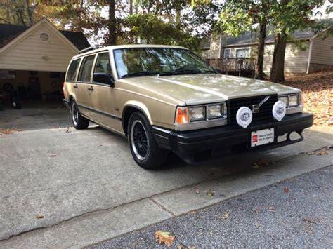 nice classic wagon  volvo gle turbo auto restorationice