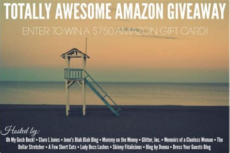 Awesome Giveaways - 750 totally awesome amazon giveaway ends 3 31 15