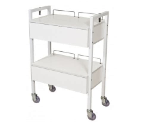 trolley 2 drawers