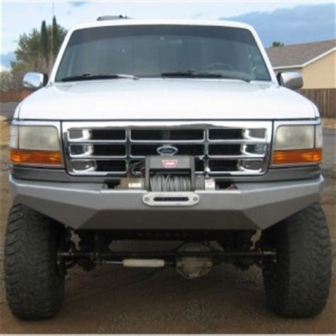 97 ford bronco 92 97 rock solid front bumper horses ford bronco