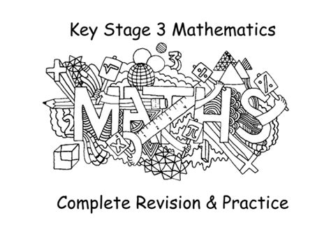 a level mathematics formulae black and white books gcse maths revision 100 questions by uk teaching