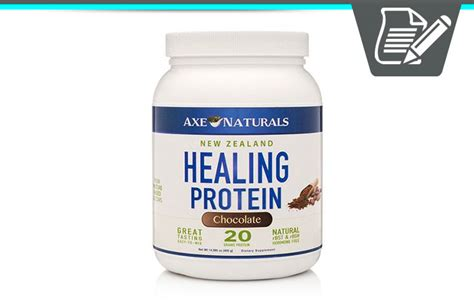 Dr Axe Detox Drink Reviews by Dr Axe Healing Protein Review Healing A2 Whey Protein