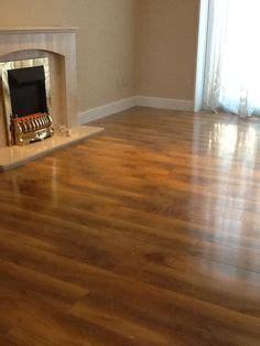 High Gloss Walnut Effect Laminate Flooring   Flooring