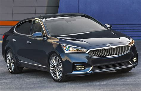 Kia Cadenza Features 2017 Kia Cadenza Vs 2016 Kia Cadenza Features And Specs