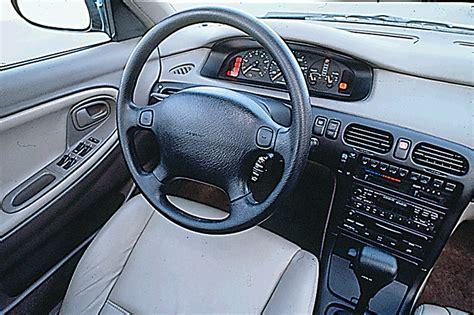 Mazda 626 Interior by 1993 97 Mazda 626 Consumer Guide Auto