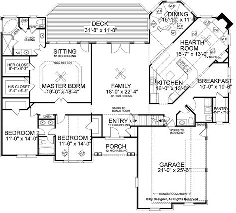dual master bedroom floor plans dual master bedroom floor plans house interior design