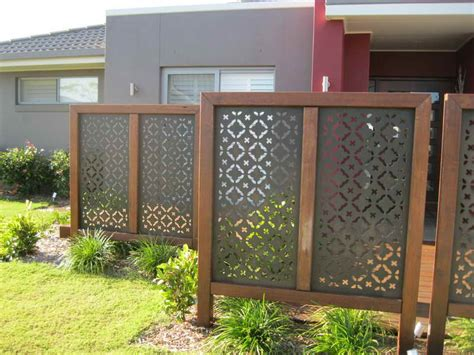 backyard screen ideas triyae backyard deck privacy ideas various design