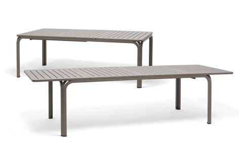 tavoli nardi tavolo da giardino allungabile alloro 210 280 nardi