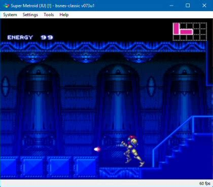 bsnes classic super nintendo emulator for windows
