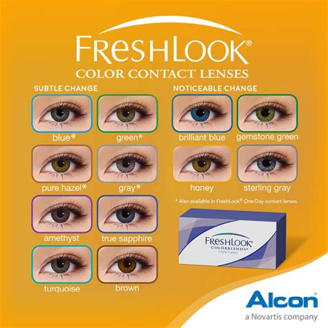what are the most comfortable contacts freshlook colorblends by ciba vision is a disposable