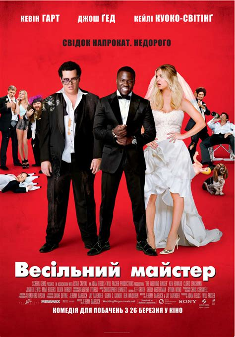 Wedding Ringer by весільний майстер The Wedding Ringer 2015 українські