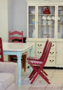 Painted Kitchen Furniture Retro Kitchen Reveal How Chalk Paint Saved Me Color Me Meg