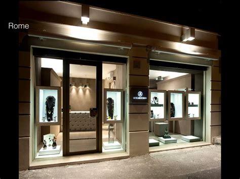 arredamento per gioiellerie dentro le mura progettazione arredamento gioiellerie