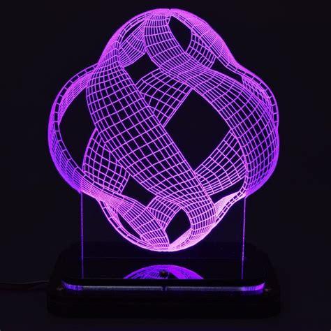 3d illusion light sculpture lantern 3d illusion light sculpture 187 petagadget