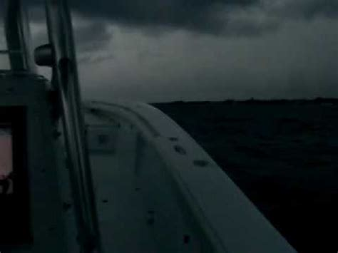 yellowfin boats in rough seas 36 yellowfin with new yamaha 300 s in rough seas youtube
