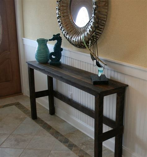 hallway accent tables sirenia accent hallway entryway table from on etsy 340 00