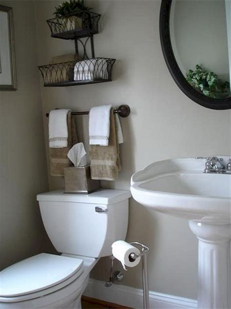 Cool Small Bathrooms 42 cool small bathroom storage organization ideas page 7